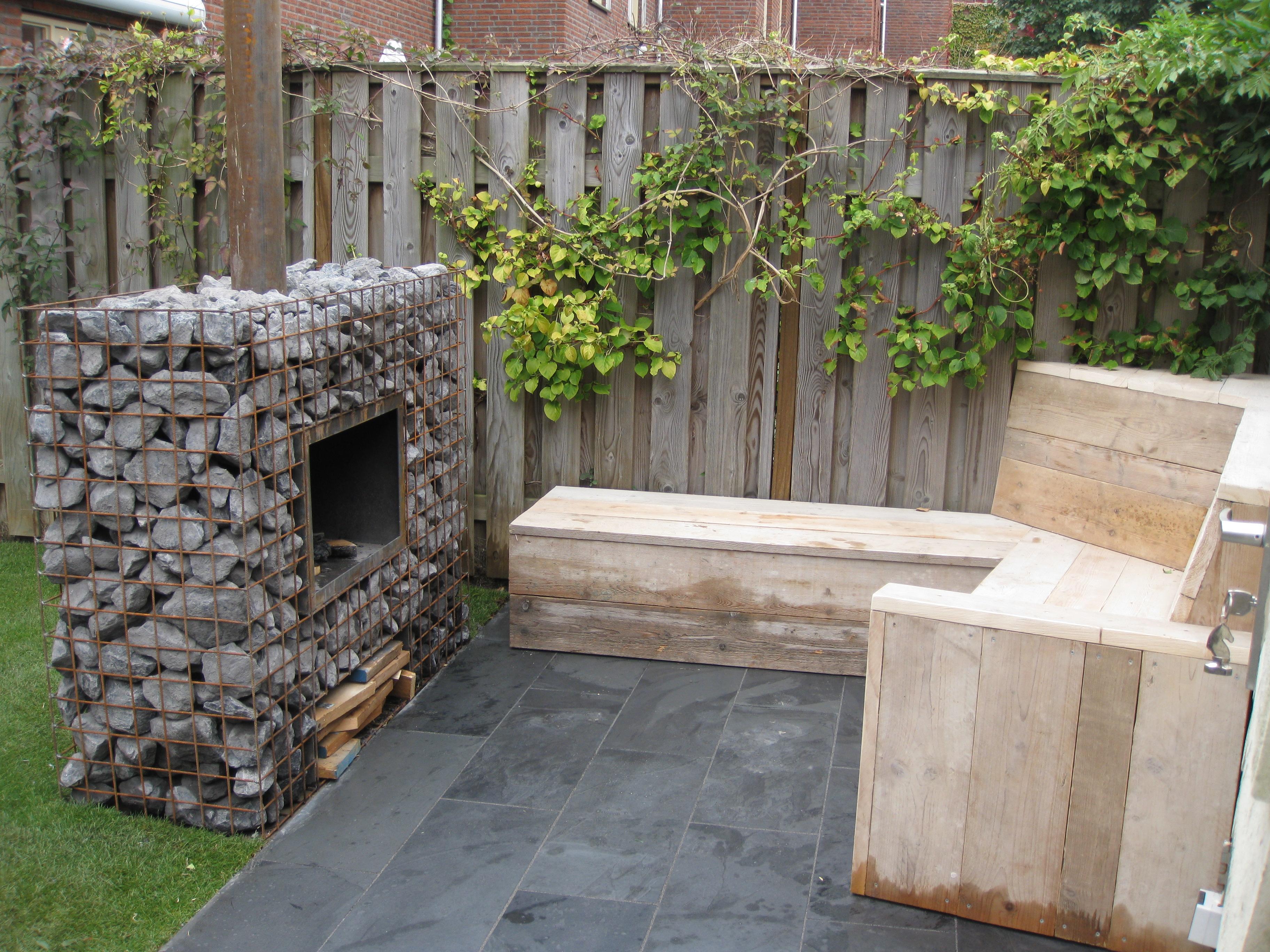 Wonderbaar Openhaard 01 - BGREEN | Tuinen en product verkoopBGREEN | Tuinen SO-08