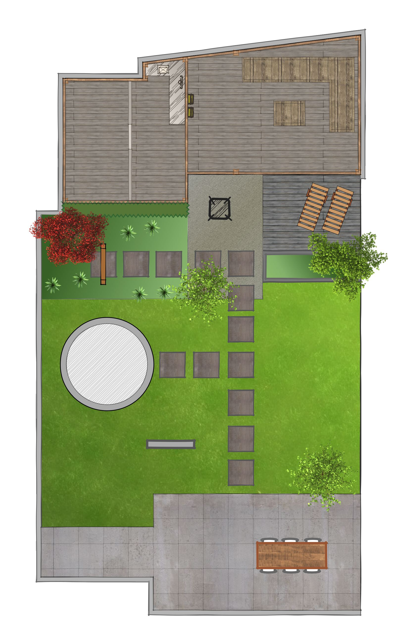 Tuinontwerp software affordable best plne images on for Tuinontwerp app